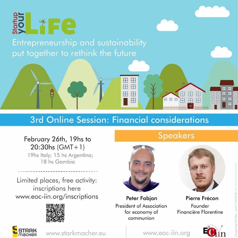 Start up Your Life - besplatni četverotjedni webinar o poduzetništvu