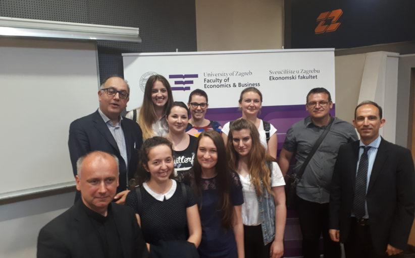 EZ na Ekonomskom fakultetu u Zagrebu 11.05.2018.