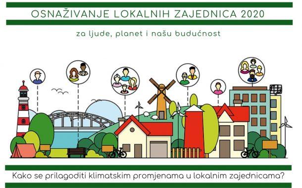 Osnaživanje lokalnih zajednica 2020.