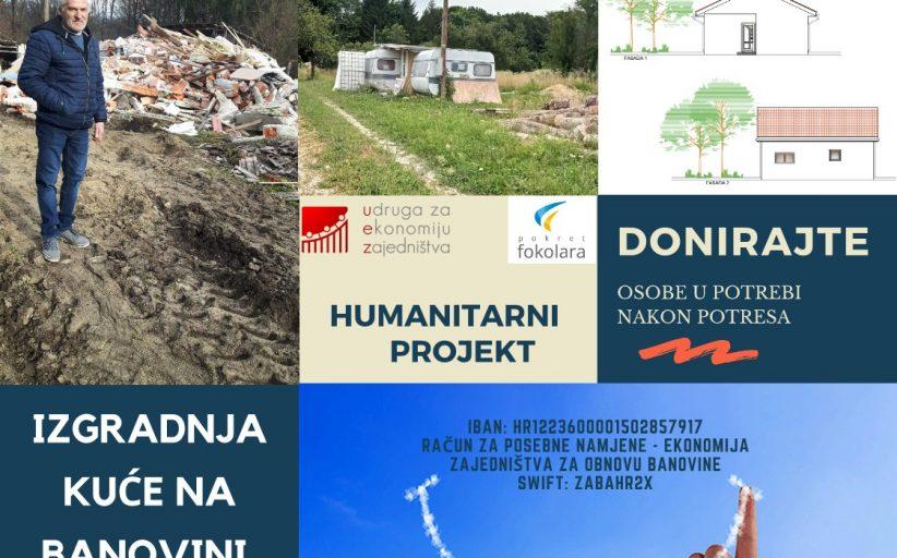 EZ pomaže stradalima u potresu - donirajte