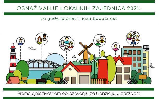 Osnazivanje lokalnih zajednica 2021.