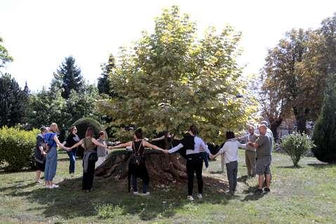 Zajedništvom kroz preobrazbu - Osnazivanje lokalnih zajednica 2021